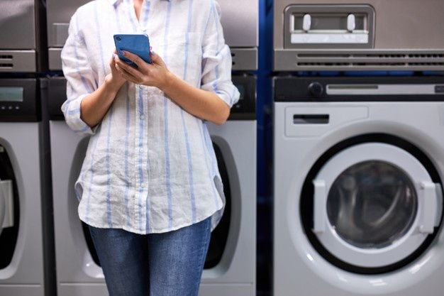 laundry kekinian