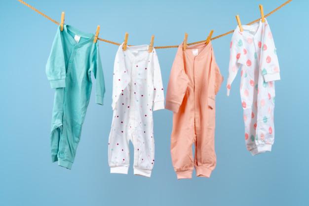 merawat baju bayi