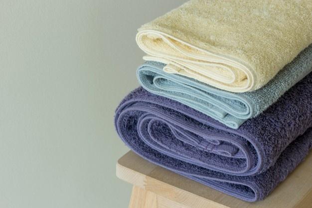 merawat handuk