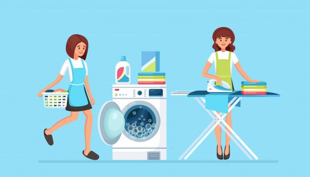 proses laundry