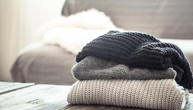 Cara melipat pakaian