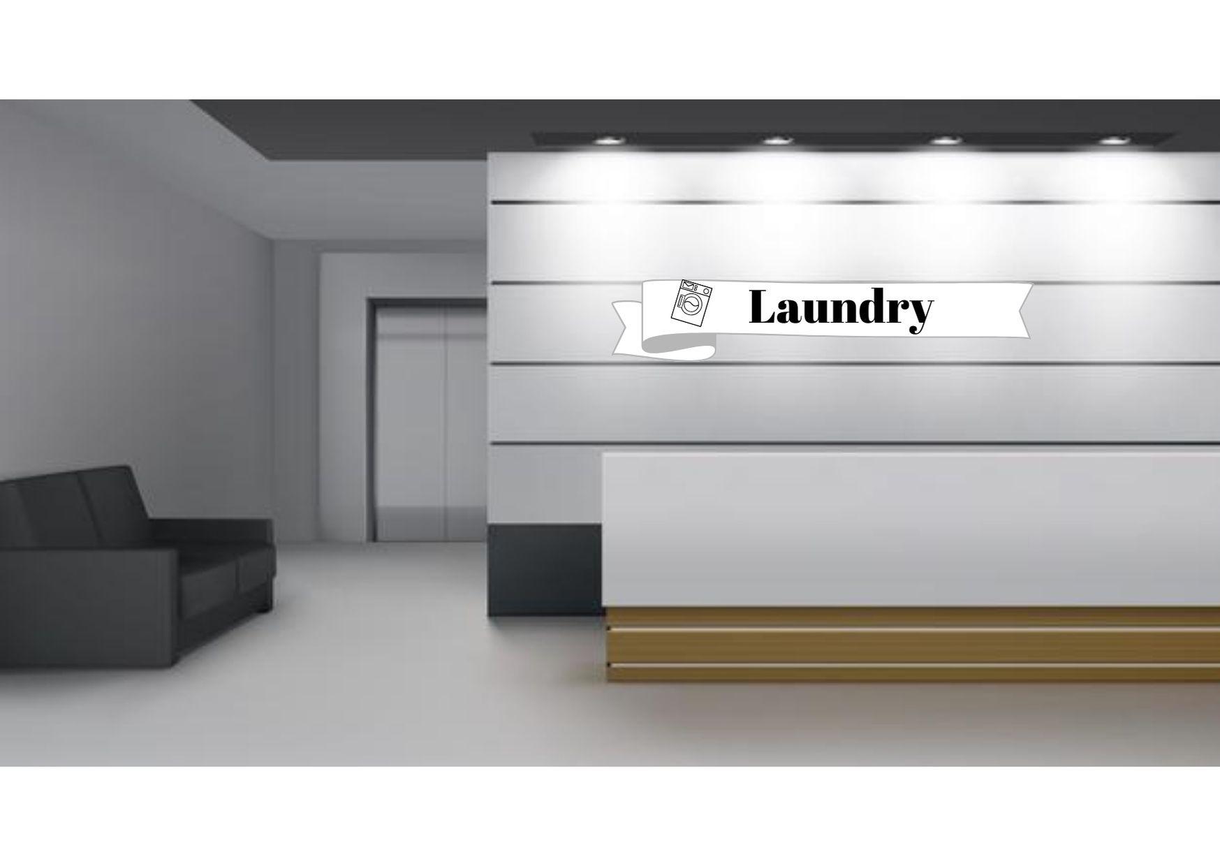 menata Tempat Laundry