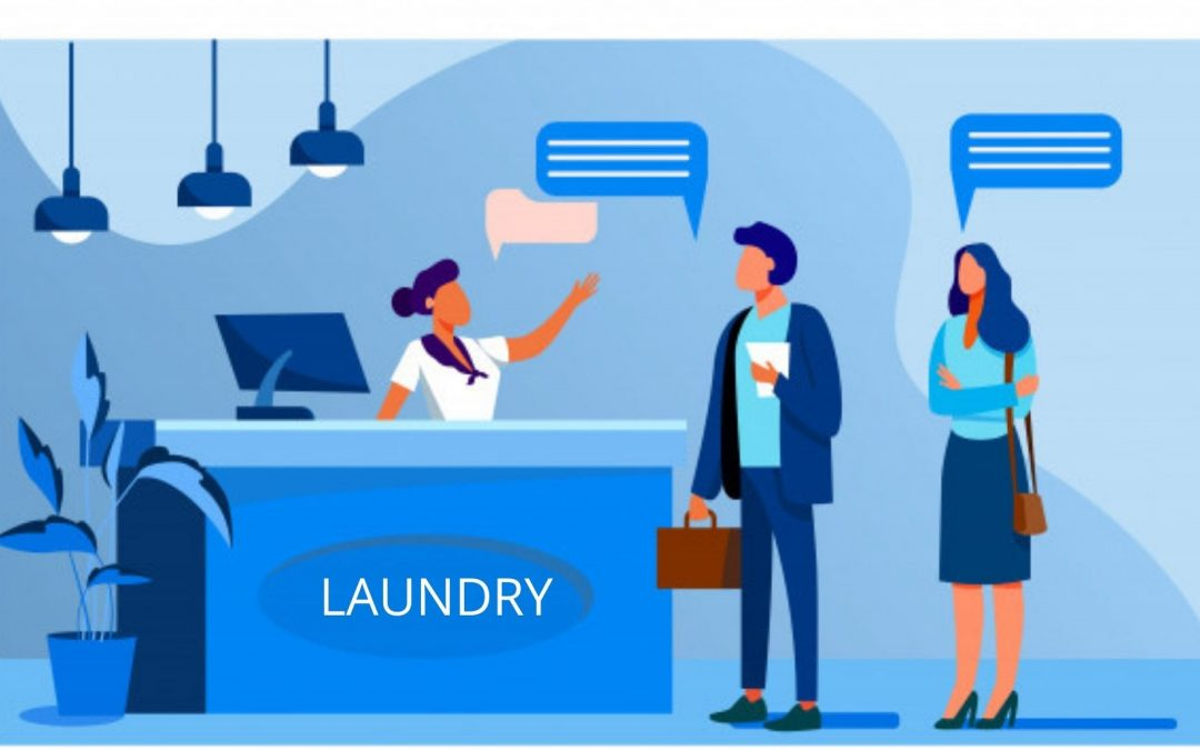 Membuat laundry profesional