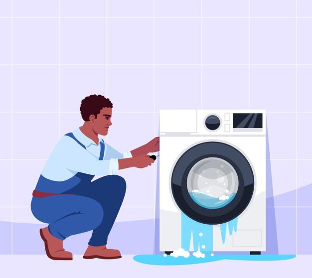 hambatan proses laundry