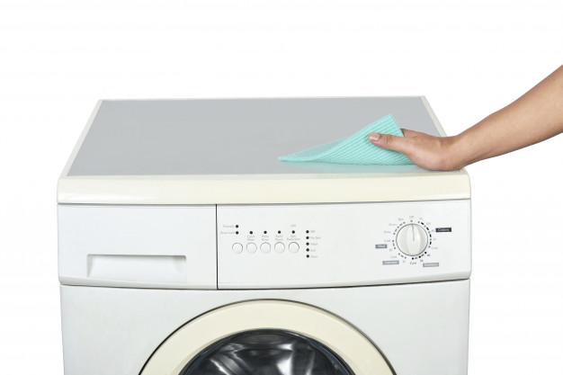 mesin cuci bau