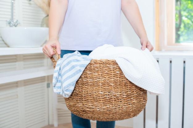 masih menggunakan laundry