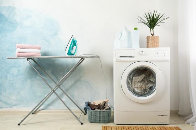 peralatan laundry kiloan