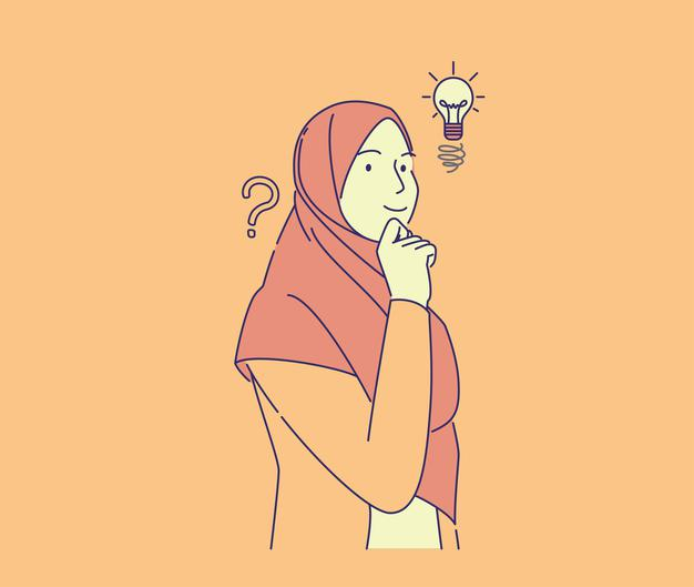 merawat jilbab