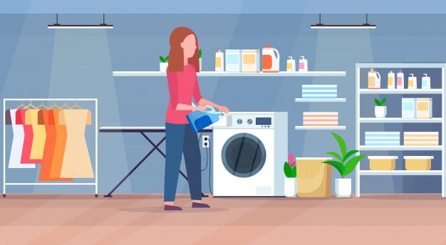 laundry mendapat rating tinggi