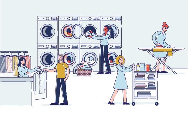 kelebihan menggunakan laundry kiloan