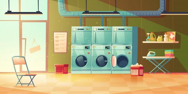 mengevaluasi operasional laundry
