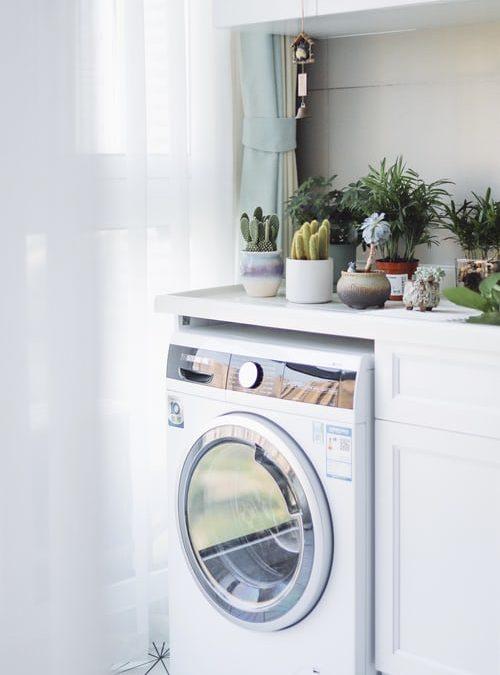 berkreasi dengan tempat laundry