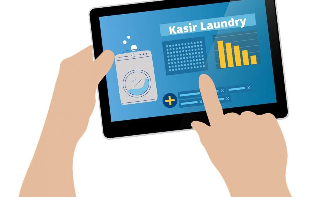 Kasir Laundry Membuat Transaksi Lebih Lancar