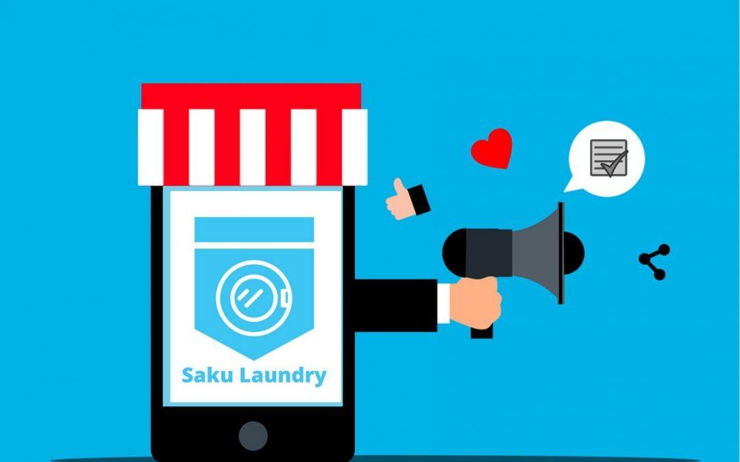 Aplikasi laundry terlengkap
